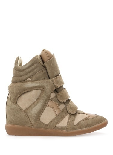 Etoile İsabel Marant Lifestyle Ayakkabı Haki